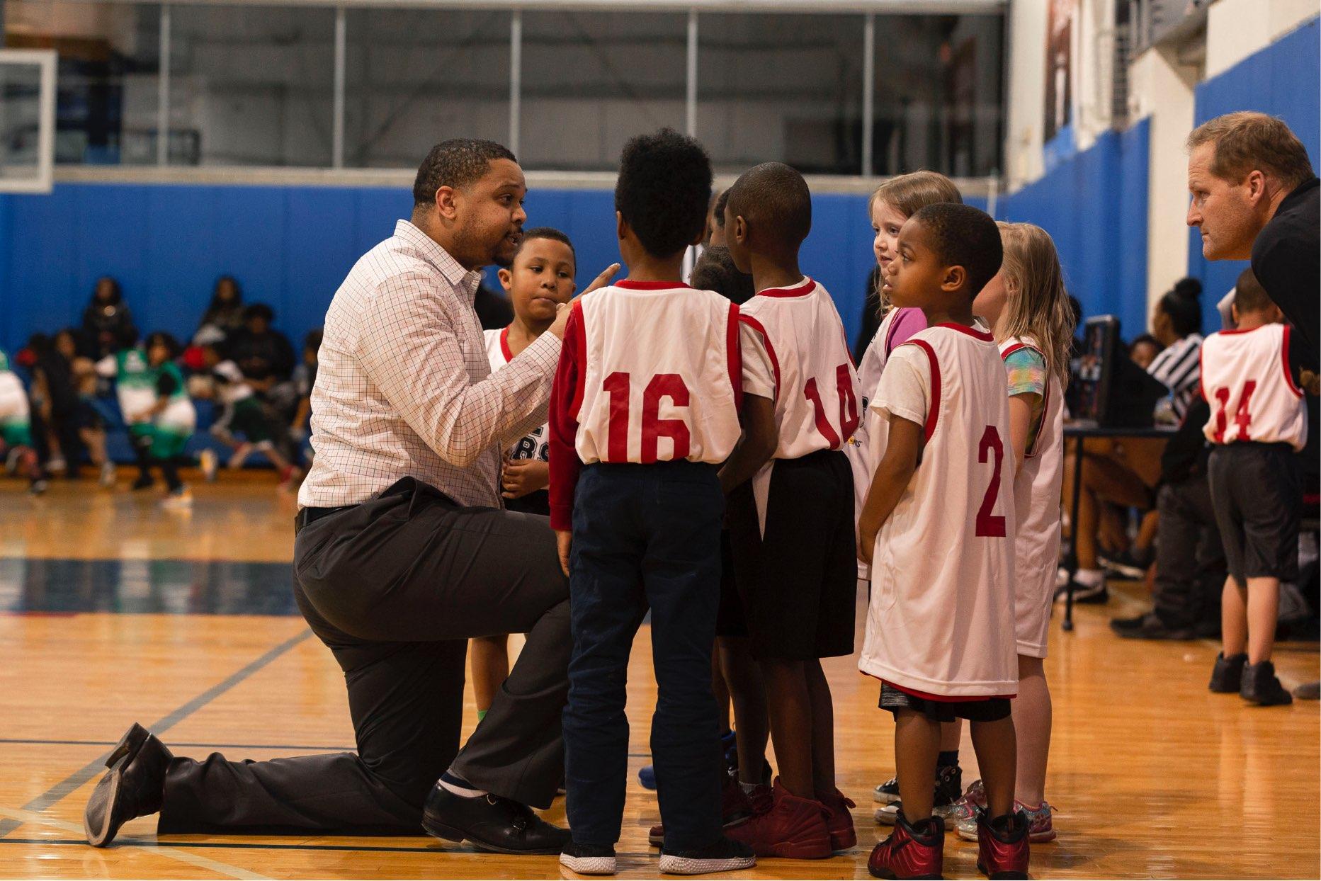 Volunteer Coach at Boys and Girls Club Kansas City